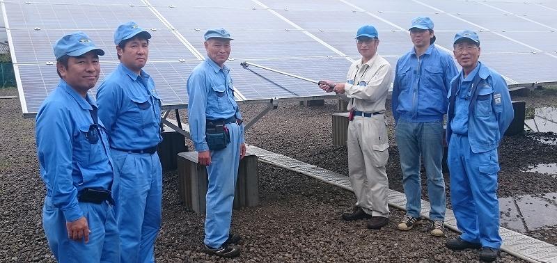 ソーラーSATの皆さま