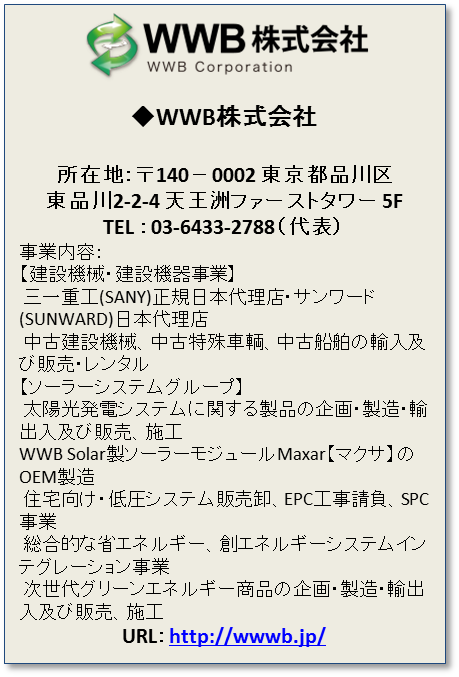 WWB株式会社連絡先