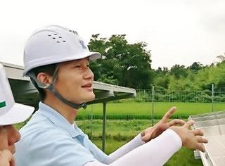 湖東興産株式会社 専務取締役 今若 清貴 氏