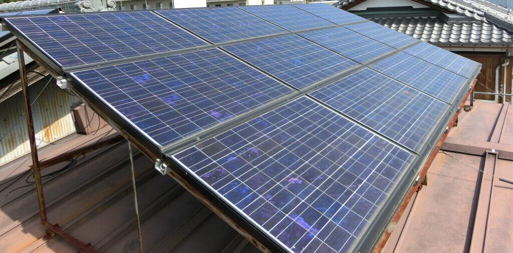 2-15 住宅用太陽光に多発する高抵抗化パネル故障